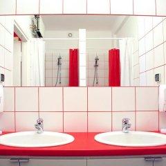 Fest Hostel Варшава ванная фото 2