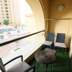 Отель Amwaj 4 - Elan Shoreline Holidays балкон