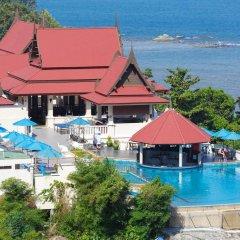 Отель Aquamarine Resort & Villa 4* Вилла с различными типами кроватей фото 7