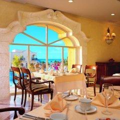 Отель Secrets Capri Riviera Cancun питание