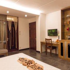 Valentine Hotel 3* Номер Делюкс с различными типами кроватей фото 7