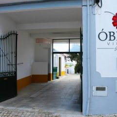 Отель Óbidos Village Guest House Обидуш парковка