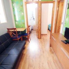 Отель Apartamentos del Prado Испания, Мадрид - отзывы, цены и фото номеров - забронировать отель Apartamentos del Prado онлайн комната для гостей фото 2