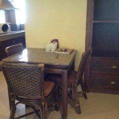 Отель Villa Thongbura 3* Студия с различными типами кроватей фото 31