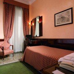 Отель Nord Nuova Roma 3* Стандартный номер с различными типами кроватей фото 6