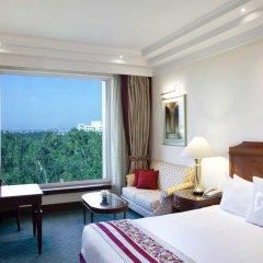 Sheraton New Delhi Hotel 5* Номер Делюкс с различными типами кроватей фото 3