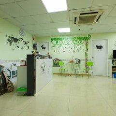 Coooker Youth Hostel (Shenzhen Luohu Port) Шэньчжэнь спа