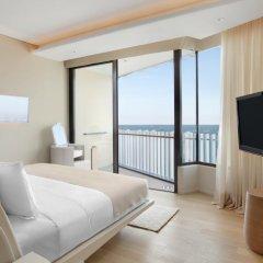 Отель Hilton Pattaya 5* Номер Делюкс с двуспальной кроватью фото 3
