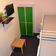 Отель Interhostel 2* Кровать в женском общем номере с двухъярусной кроватью фото 5
