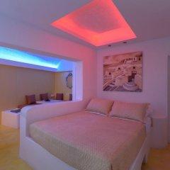 Отель Abyssanto Suites & Spa 4* Улучшенные апартаменты с различными типами кроватей фото 8