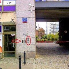 Апартаменты Vivacity Warsaw Apartments парковка