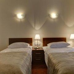 Гостиница Акапелла Номер Комфорт 2 отдельные кровати фото 4