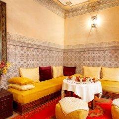 Отель Riad La Kahana 2* Стандартный номер с различными типами кроватей фото 7
