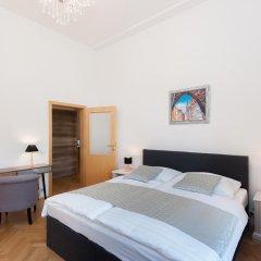 Апартаменты Slovansky Dum Boutique Apartments комната для гостей фото 5