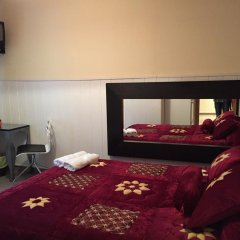 Отель Hostal Oxum 3* Стандартный номер с двуспальной кроватью фото 2