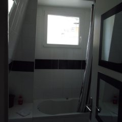 Отель Beaubourg Франция, Париж - отзывы, цены и фото номеров - забронировать отель Beaubourg онлайн ванная фото 2