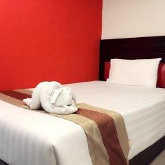 Отель PJ Patong Resortel 3* Номер категории Эконом с различными типами кроватей фото 3