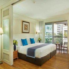 Отель Centre Point Sukhumvit 10 4* Люкс с различными типами кроватей фото 5