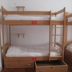 Inn Possible Lisbon Hostel Кровать в общем номере с двухъярусной кроватью фото 10