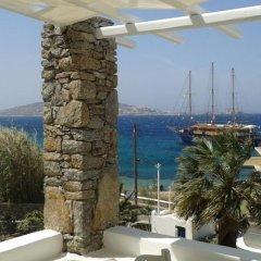 Отель Olia Hotel Греция, Турлос - 1 отзыв об отеле, цены и фото номеров - забронировать отель Olia Hotel онлайн пляж