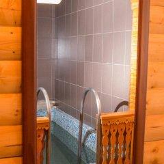 Гостиница Вечный Зов 3* Коттедж с различными типами кроватей фото 10