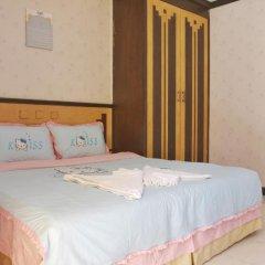 Отель B & L Guesthouse 3* Улучшенный номер с разными типами кроватей фото 7
