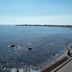 Отель Mare e Monti Джардини Наксос пляж