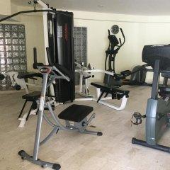 Отель Apartamento Estrella Del Mar Acapulco фитнесс-зал