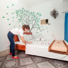 Halong Party Hostel Стандартный номер с различными типами кроватей фото 2