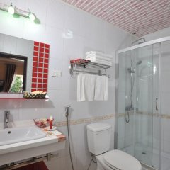 Sapa Eden Hotel ванная
