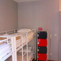 Отель Arty Paris Porte de Versailles by Hiphophostels Стандартный номер с двухъярусной кроватью фото 5