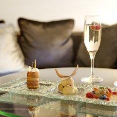 Отель Melia Genova 5* Стандартный номер с различными типами кроватей фото 2