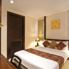Отель Anyavee Tubkaek Beach Resort 4* Улучшенный номер с различными типами кроватей фото 4