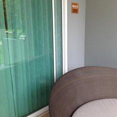 Отель Marsi Pattaya Стандартный номер с различными типами кроватей фото 30