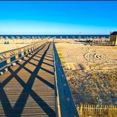 Отель Akisol Manta Rota Ocean пляж