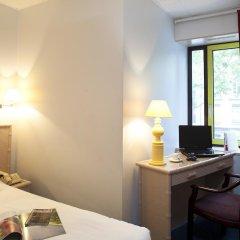Отель Hôtel Berlioz 3* Стандартный номер с двуспальной кроватью фото 2