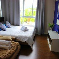 Отель Phuket Penthouse Апартаменты разные типы кроватей фото 19