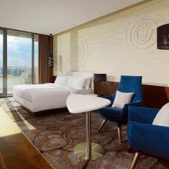 Гостиница Minsk Marriott 5* Люкс Премиум с различными типами кроватей фото 5