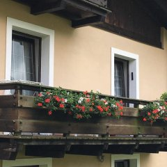 Апартаменты Apartments Heidenberger Fienili Колле Изарко балкон
