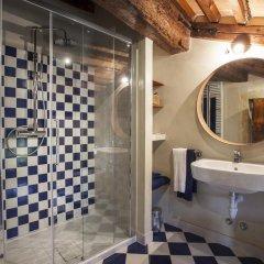 Отель Fattoria Le Vegre Италия, Лимена - отзывы, цены и фото номеров - забронировать отель Fattoria Le Vegre онлайн ванная
