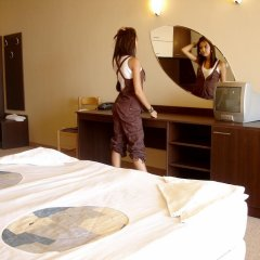 Отель Carina Beach Aparthotel - Free Private Beach 3* Студия фото 3