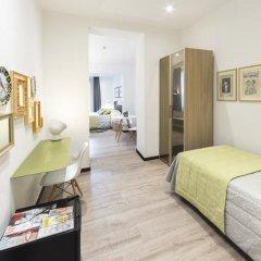Hotel Bernina 3* Улучшенный номер с различными типами кроватей фото 20
