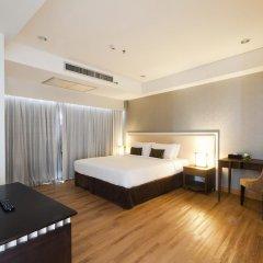 Отель D Varee Jomtien Beach 4* Стандартный номер с различными типами кроватей