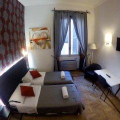 Palladini Hostel Rome Номер с общей ванной комнатой с различными типами кроватей (общая ванная комната) фото 2