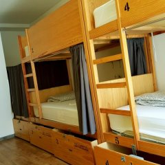 Yes! Lisbon Hostel Кровать в общем номере фото 2