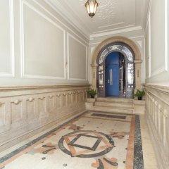 Отель Lisbon Economy Guest Houses Saldanha II интерьер отеля