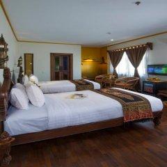 Bagan King Hotel 3* Улучшенный номер с различными типами кроватей фото 7