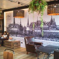 Отель Sleepbox Sukhumvit 22 Бангкок