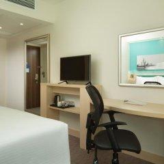 Гостиница Hampton by Hilton Moscow Strogino (Хэмптон бай Хилтон) 3* Стандартный номер двуспальная кровать