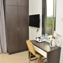 D'Metro Hotel 3* Стандартный номер с двуспальной кроватью фото 6